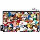 NEW HOT LOUNGEFLY DISNEY DUCK TALES CHARACTER PENCIL CASE CO