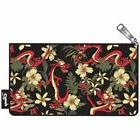 NEW HOT LOUNGEFLY DISNEY MULAN MUSHU LEAVES PENCIL CASE COIN