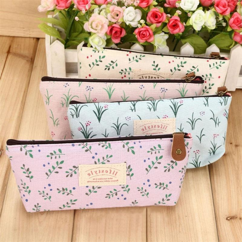 New Pencil Case Pouch Box Cases School Office Gift