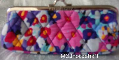 NWT Case for glasses, makeup,