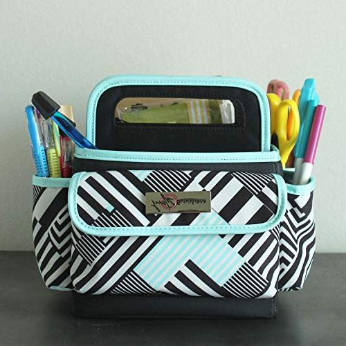 Everything Mary Storage Tote | for Home, Office, Organization for Scissors, and