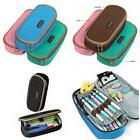 Pen Case,Homecube Big Capacity Pencil Bag Pouch Durable Stud