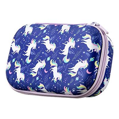 pencil box pencil case storage box unicorns