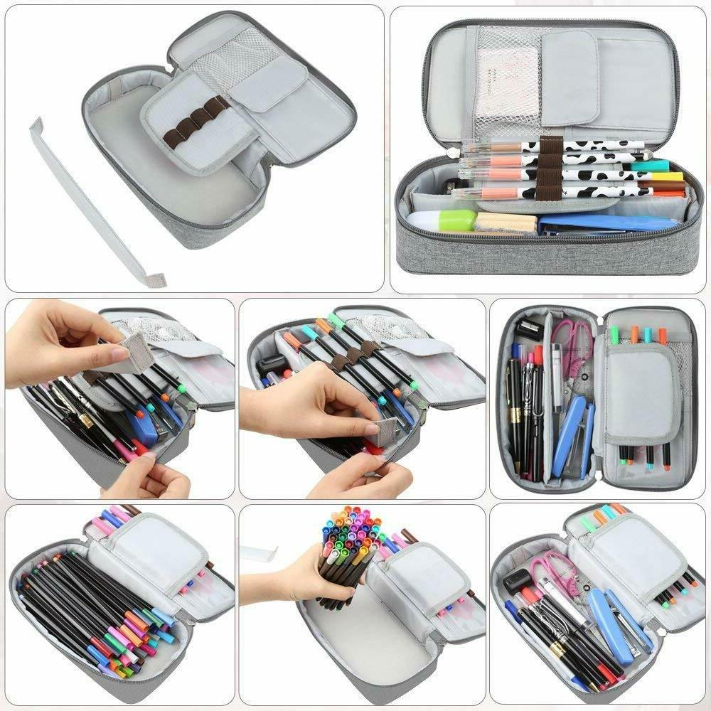 Homecube Case Big Capacity Bag Holder Pen Penci