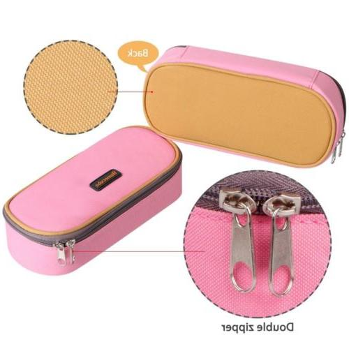 Homecube Pencil Cosmetic Makeup Travel School Storage