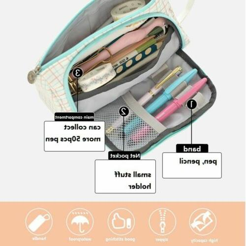 Pencil Case Capacity Multifunction Cosmetic