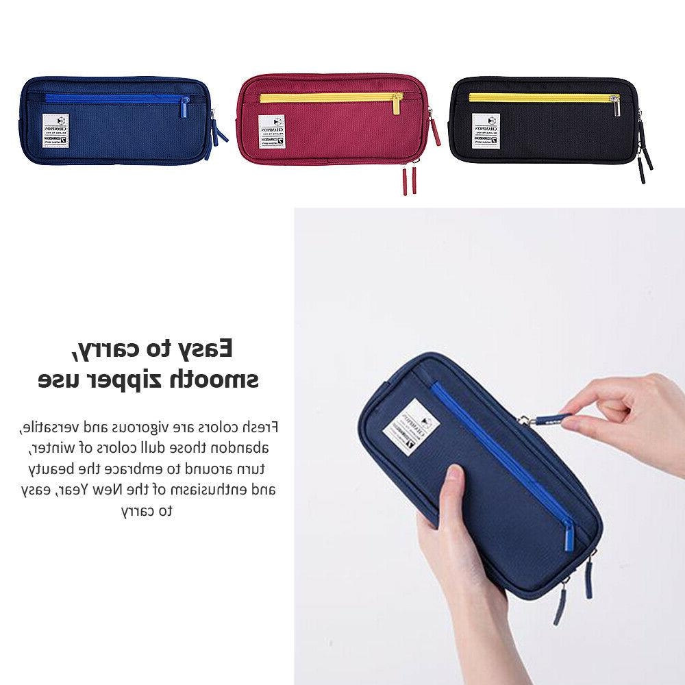 Students Marker Case Cosmetic Storage Pouch B
