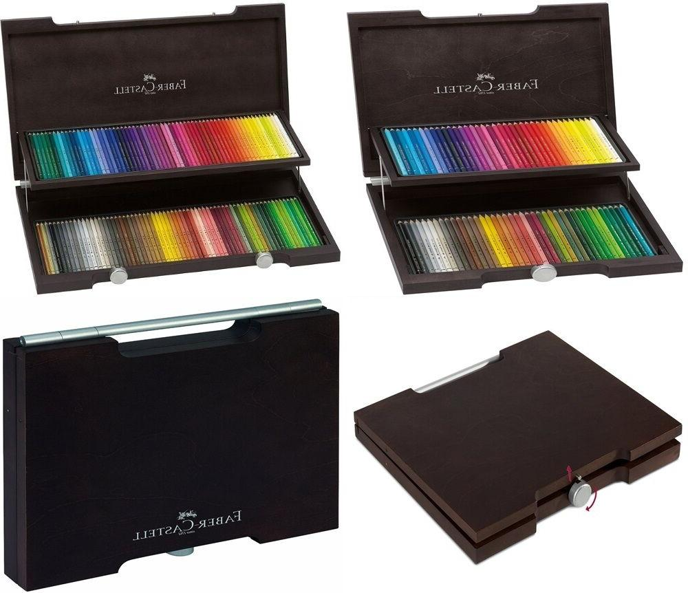 faber castell polychromos colored pencils set 12, 24,