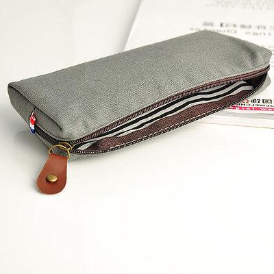 Retro Pen Cosmetic Coin Purse