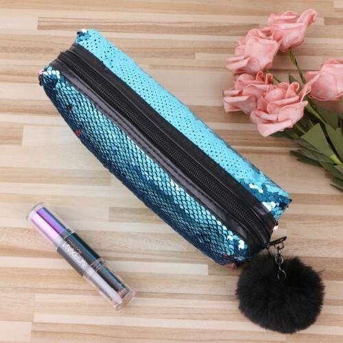 Reversible Sequin Pencilcase For Student