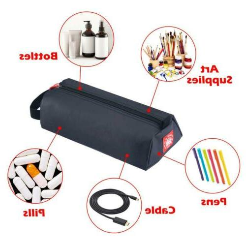 Rough Pencil Case Supply Travel Cable