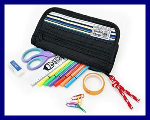 Rough Enough Pencil Holder Stationery Storage