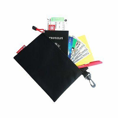 Rough Gear Small Pouch Wallet Pencil Case Tool