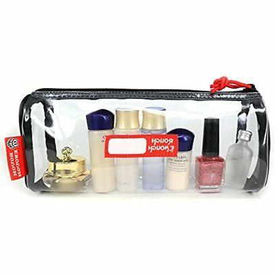 Rough Toiletry Bag Clear Women And