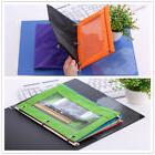 School Pencil Case 3 Ring Zippered Binder Pencil Pouch with
