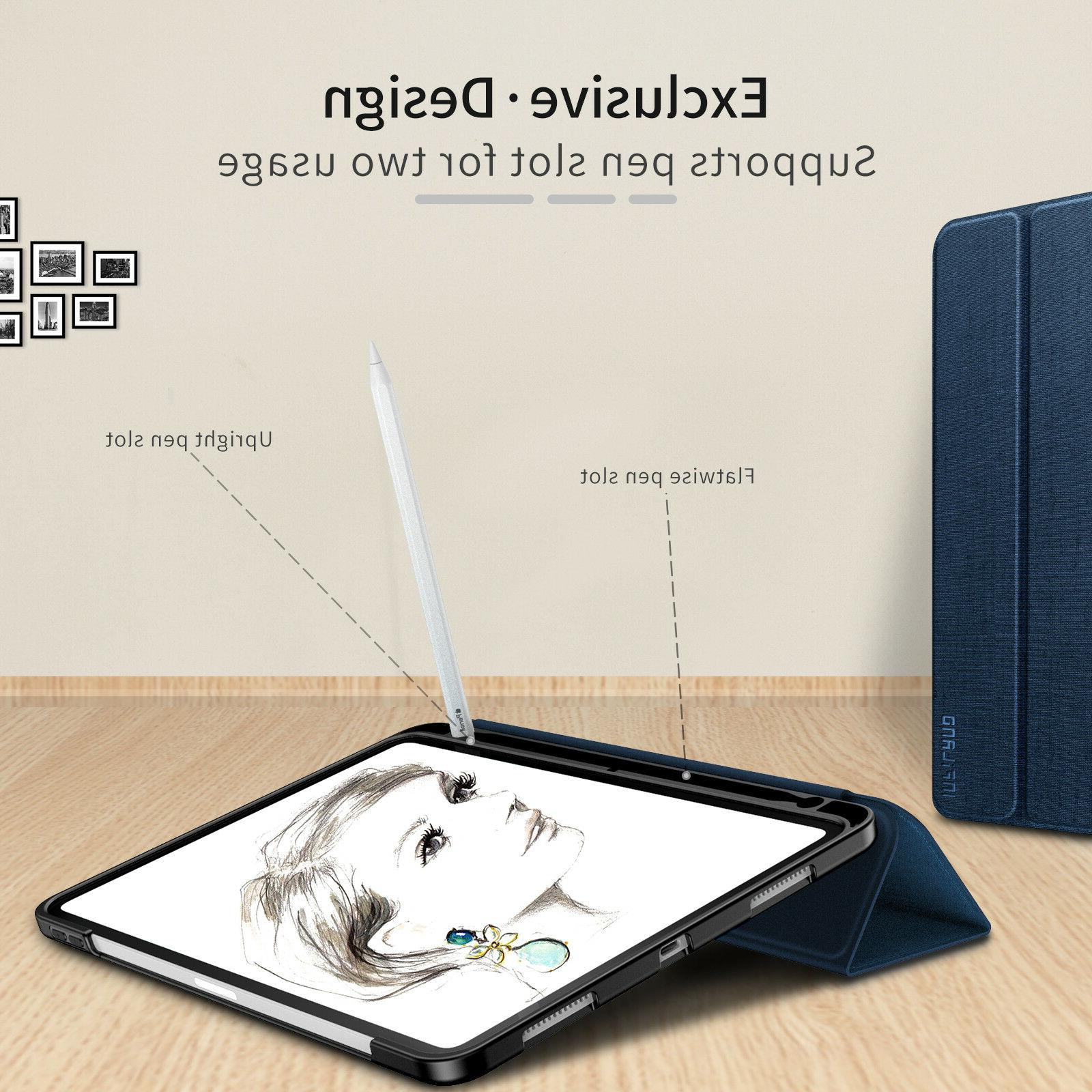 Shockproof Stand with Apple Pencil for Inch 2018