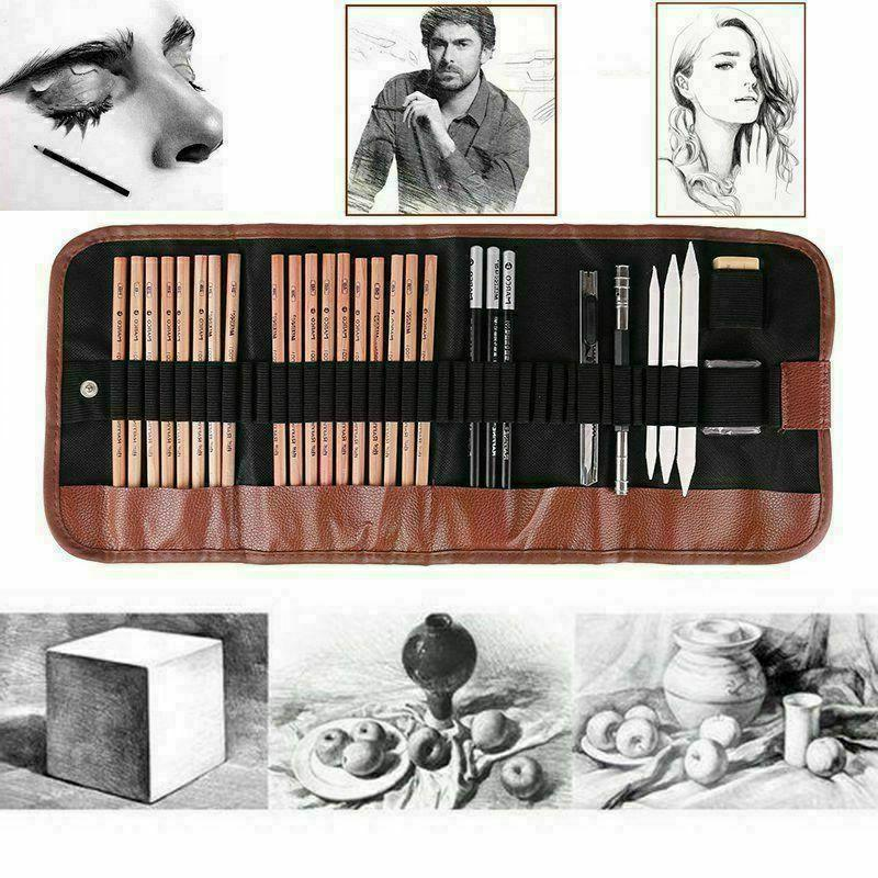 Sketch Art Sketching Kit Up Case