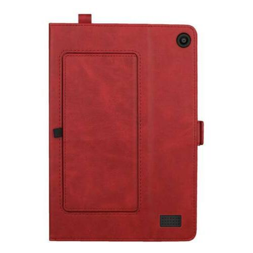 Smart Leather with Holder For Amazon Kindle 2017 2019