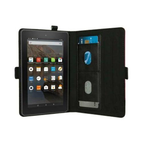 Smart Cover with For Amazon Kindle Fire7 2019
