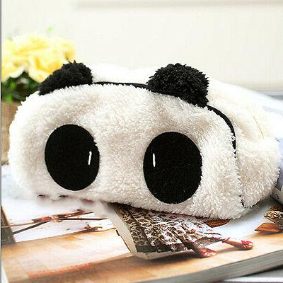 Soft Cute Makeup Cartoon Pen Case RS