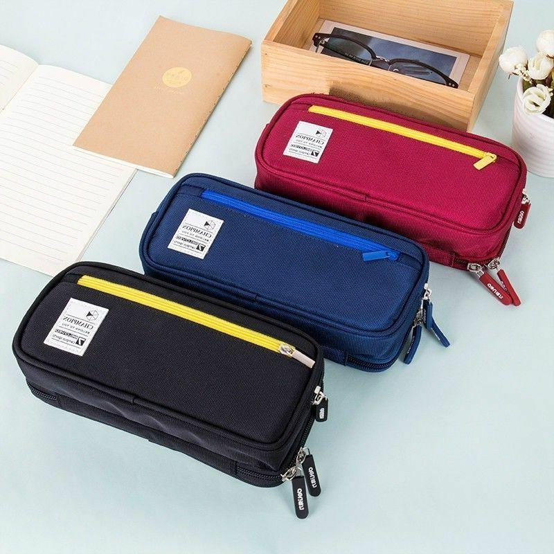Students Bag Case Large Capacity School New