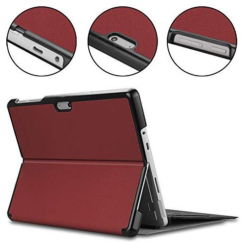 Surface Kickstand Slim Folding Cover Pencil for Surface