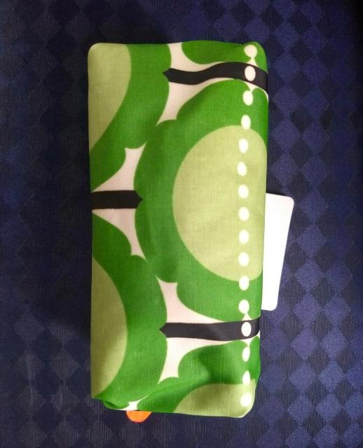 Orla Cosmetic Pencil Flower Bag NWT