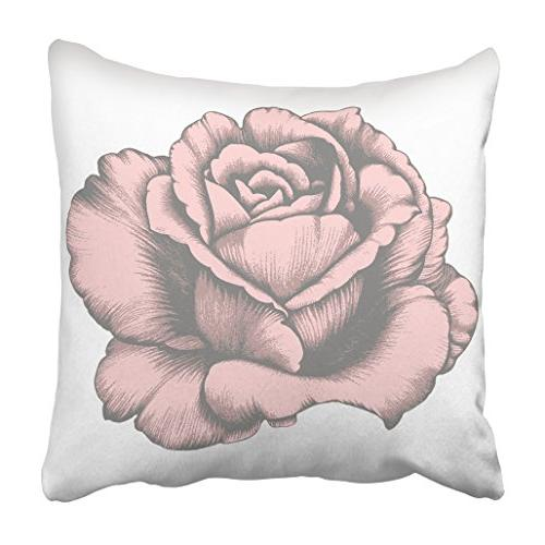 throw pillow cover polyester decorative