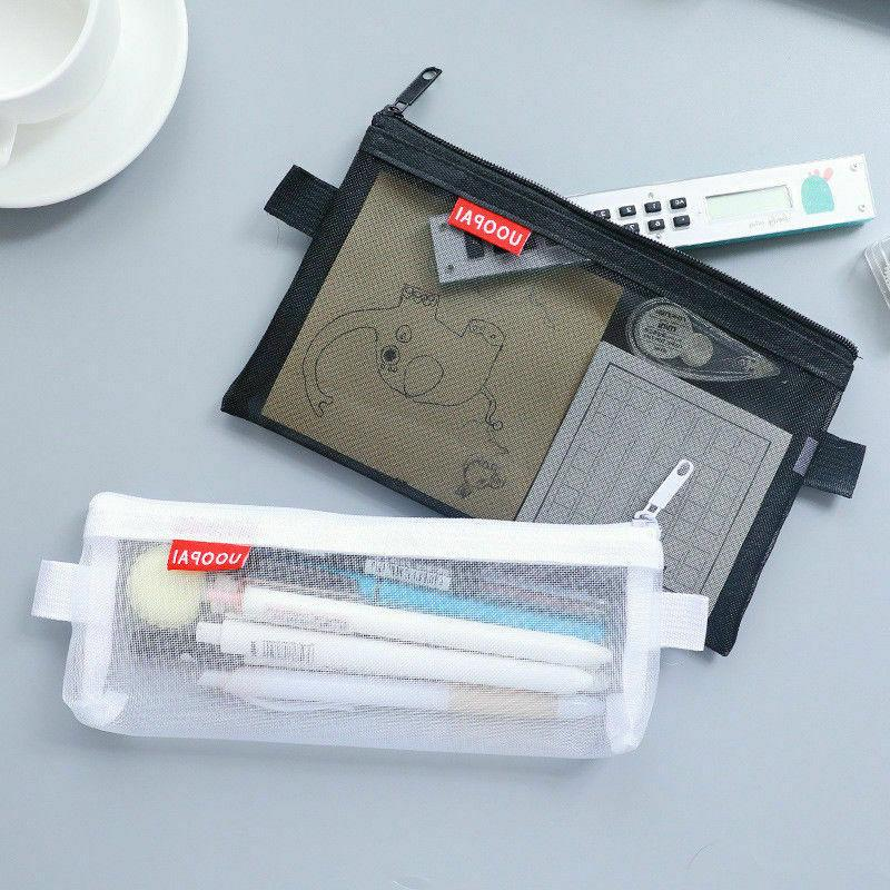 Transparent Case Pouch Makeup F
