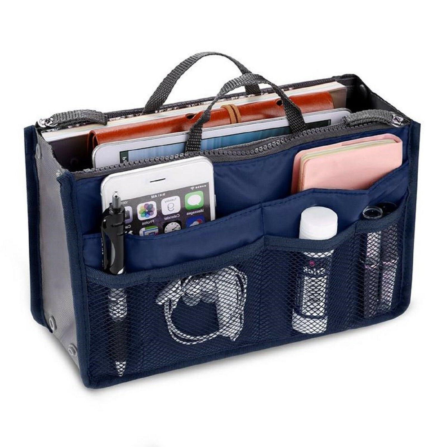 Travel Cosmetic Pencil Case Organizer
