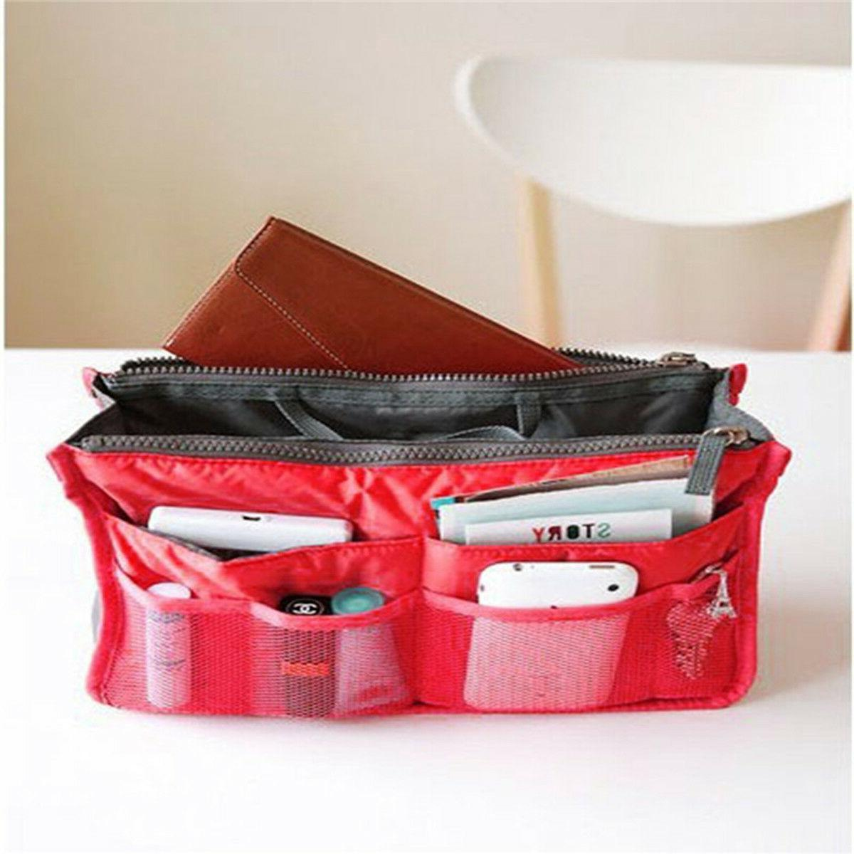 Travel Pencil Case Makeup Bag