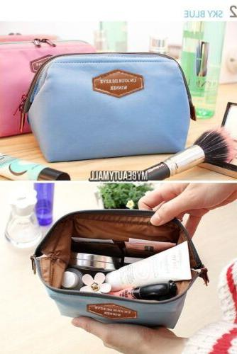 Travel Cosmetic Makeup Bag Case Pouch