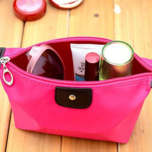 Waterproof Cosmetic Travel Organizer Pencil Box Case