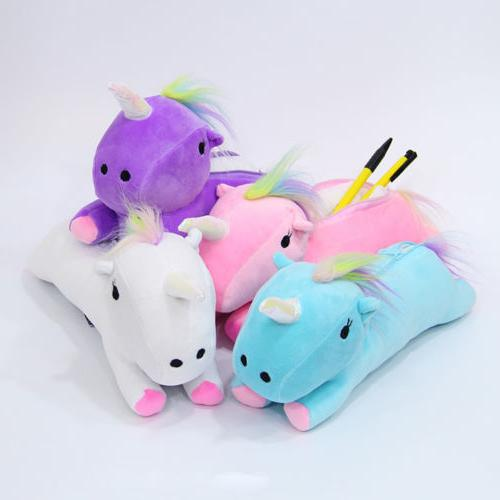 Unicorn Bag Case Cosmetic Travel Girls USA