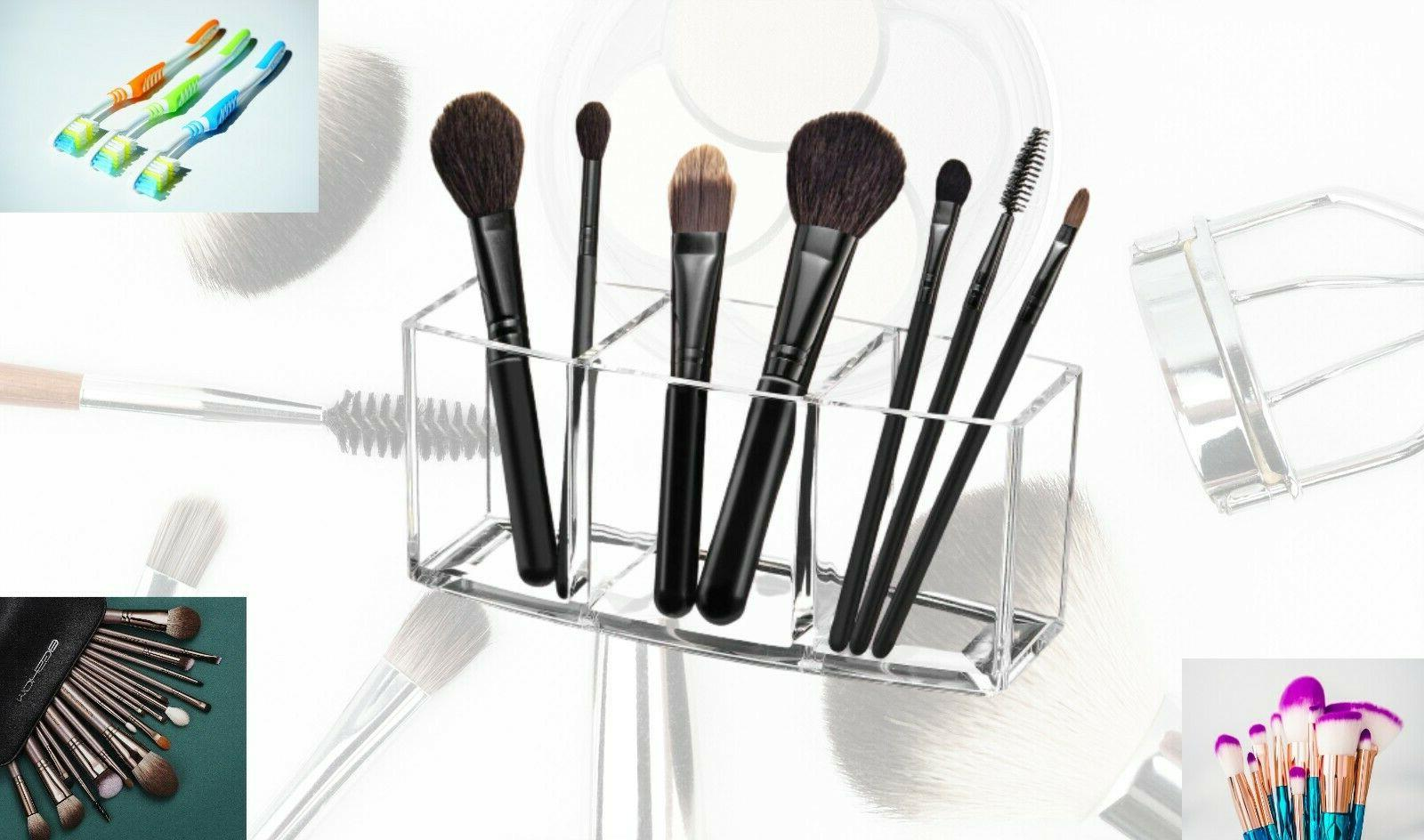 Vanity Storage Holder Case For Cosmetic Pens Pencils