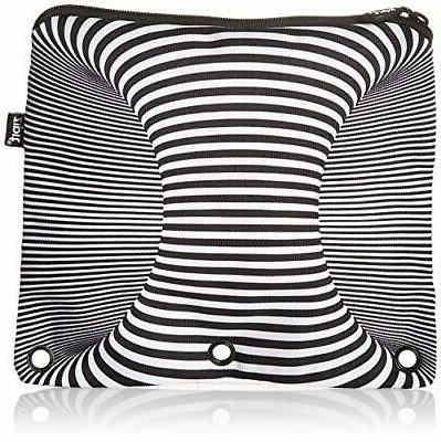 Zipit Illusions 3-Ring Pencil Case, Tornado
