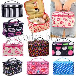 Women Ladies Travel Cosmetic Bag Toiletry Makeup Organizer S