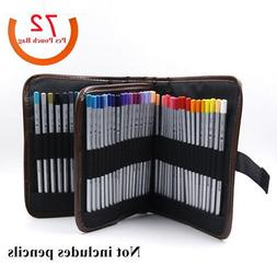 Large-capacity Pencil Case Roller Pen Curtain Pencil Pouch 7