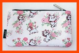 Marie Floral AOP Pencil Case WHITE PINK One Size Art & Craft