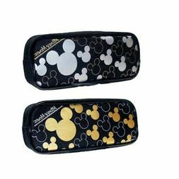MICKEY MOUSE PENCIL PEN BAG CASE POUCH COSMETIC DISNEY MAKE