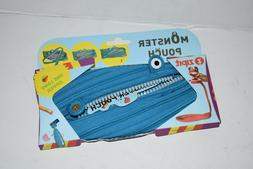 ZIPIT Monster Pencil Case Blue