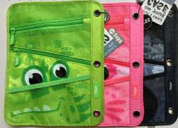 Zipit Monster Pencil Case Fun Zip It Back 2 School Supplies