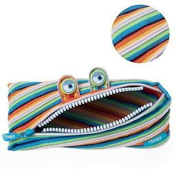 ZIPIT Monster Pencil Case Special Edition, Colorful Colorful