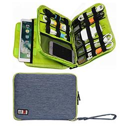 Travel Universal Cable Organizer Electronics Accessories Dou