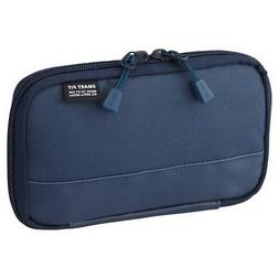NEW LIHIT LAB Pen case Smart Fit ACTACT Navy A7687-11 F/S fr