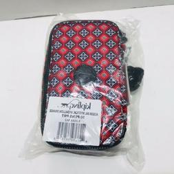 NWT Kipling 50 Pens Pencil School Case Zip Around #190524-12