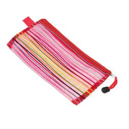Pack of 6 Pencil Case Lightweight Portable Organizer Pouch Z