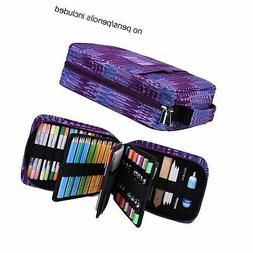 Pencil Case Holder Slot - Holds 202 Colored Pencils or 136 G