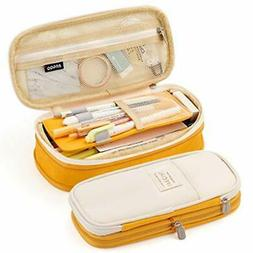 Pencil Pen Case With High Bag Pouch Holder Box Organizer For