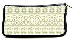Pencil pouch yellow Illustrated Pencil Case